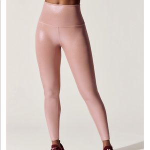 New! Beyond Yoga Dusted High Waisted Midi B5